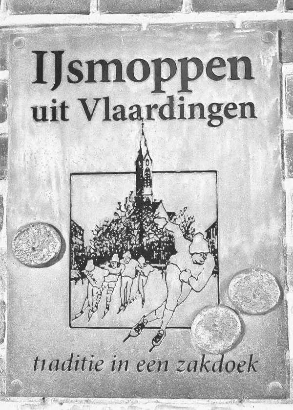 Plaquette IJsmoppen